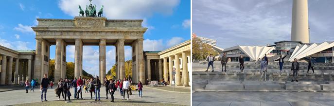 Exkursion nach Berlin