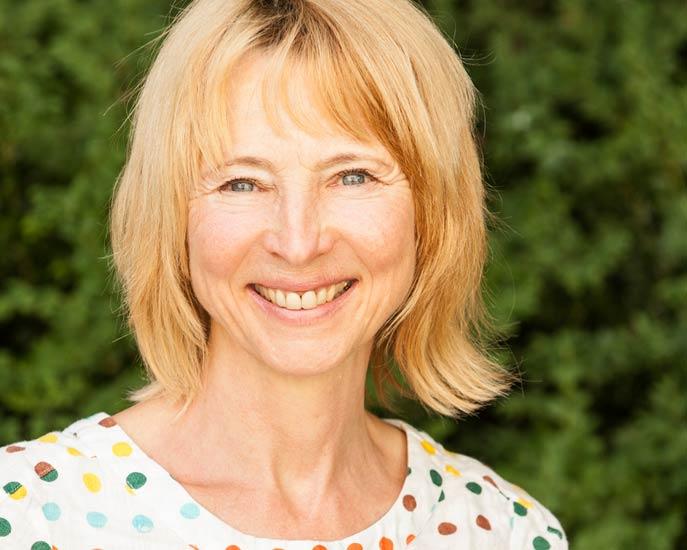 Dagmar Koch-Zadi, Leitung der Vereinsarbeit