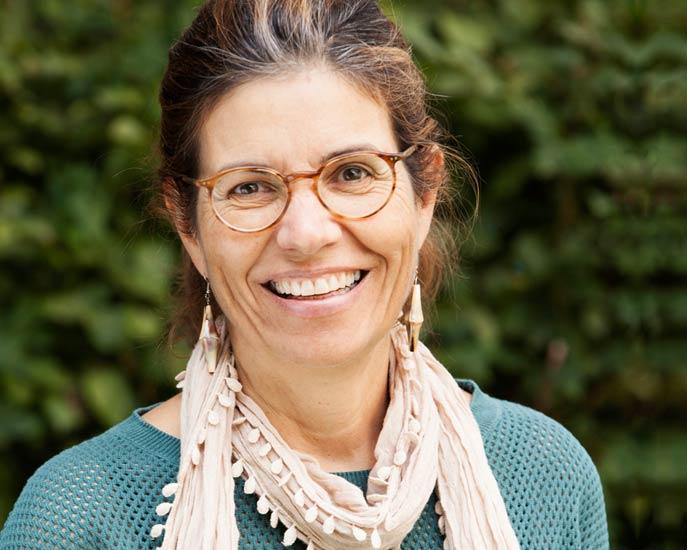 Claudia Schmitt, Vereinsvorsitzende