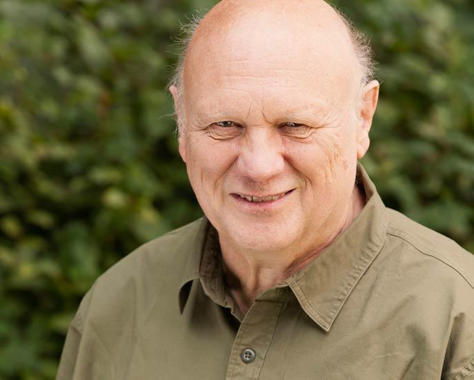 Detlev Busche, 2. Vereinsvorsitzender