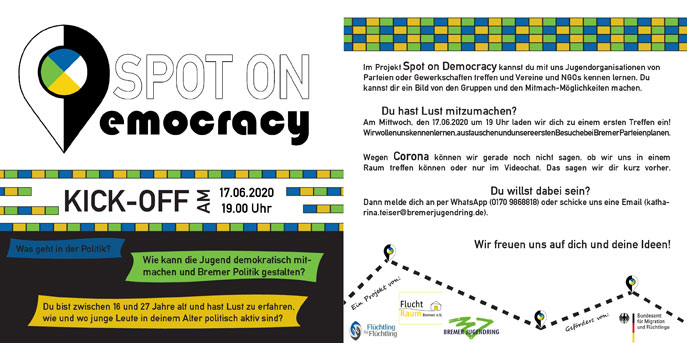 Kick-Off Spot on Democracy