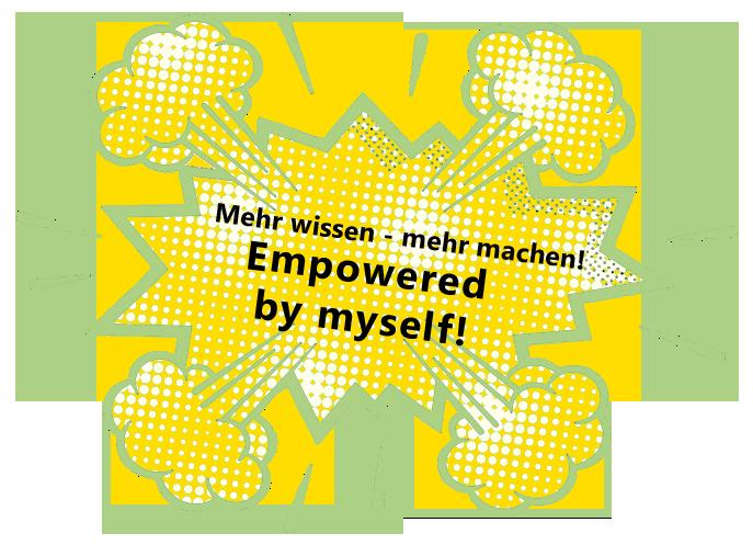 Logo Empowered by myself