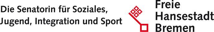 Logo Senatorin für Soziales, Jugend, Integration und Sport