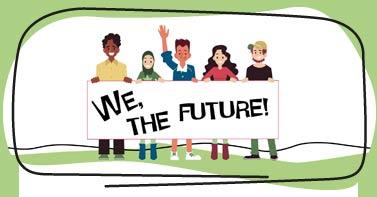 Logo WE, THE FUTURE