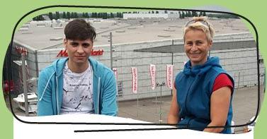 Junge Flüchtlinge in Bremen